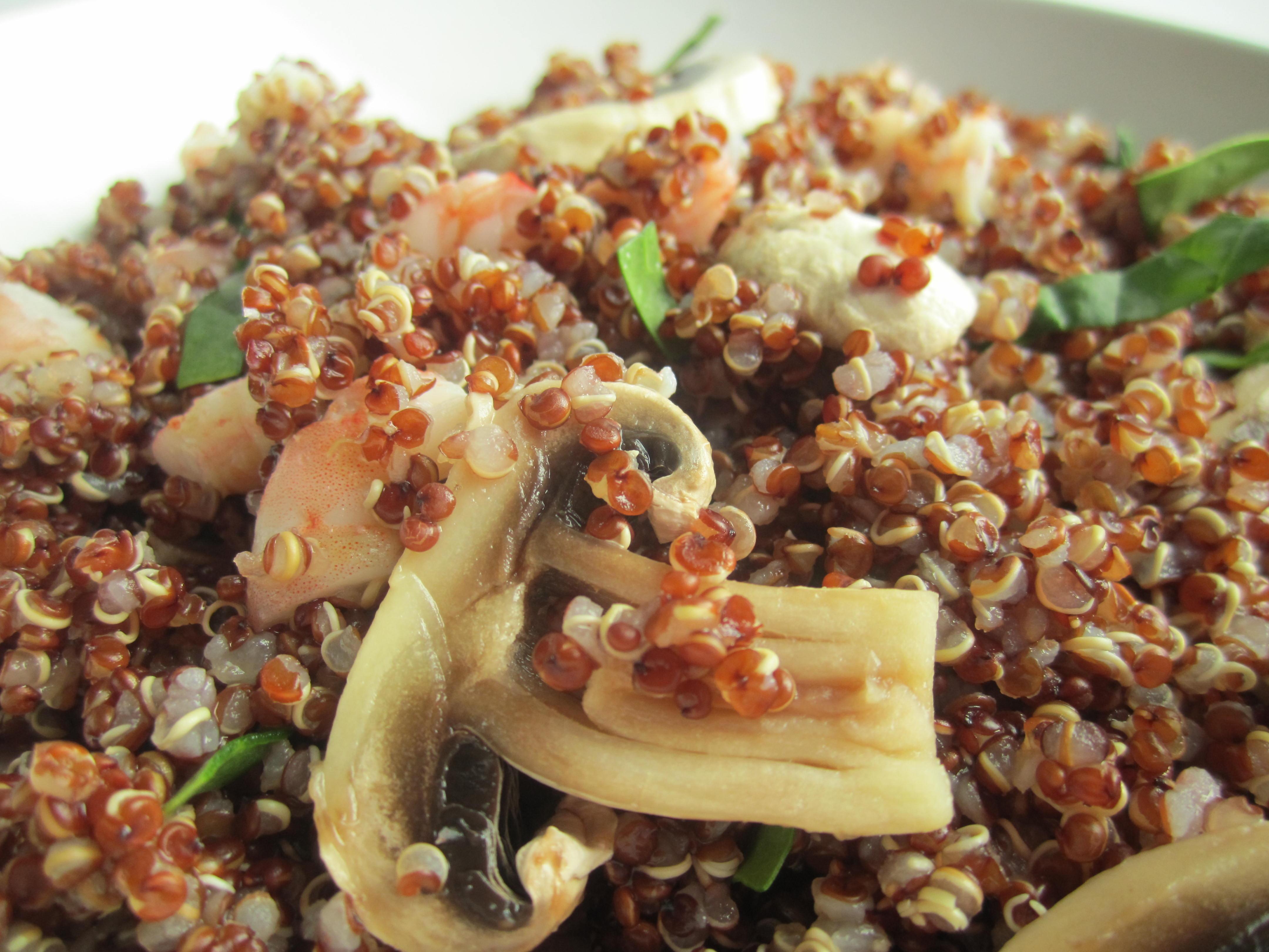 Quinoa multicolor mi thermomix y yo - Cocinar quinoa con verduras ...